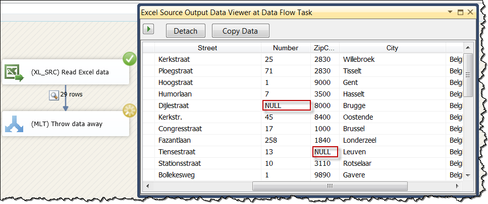 Reblog: What's the deal with Excel and SSIS?   Under the