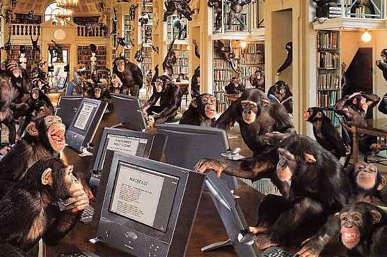 What I think the Microsoft Marketing department looks like