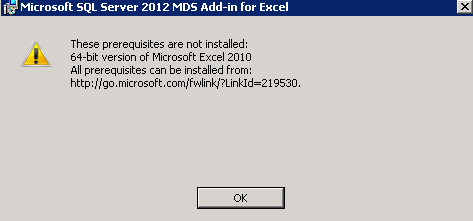 Installing the MDS add-in for Excel 2016 | Under the kover of