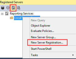Connect to Power BI Report Server with SSMS | Under the